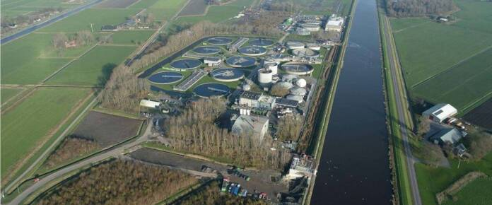 google's data center in eemshaven will receive a sustainable water supply