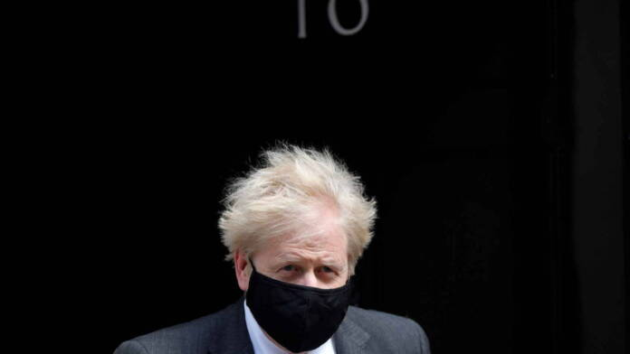 who is who in the wallpapergate the scandal that puts boris johnson on the ropes