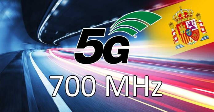 5g auction finished! this is movistar, orange and vodafone in