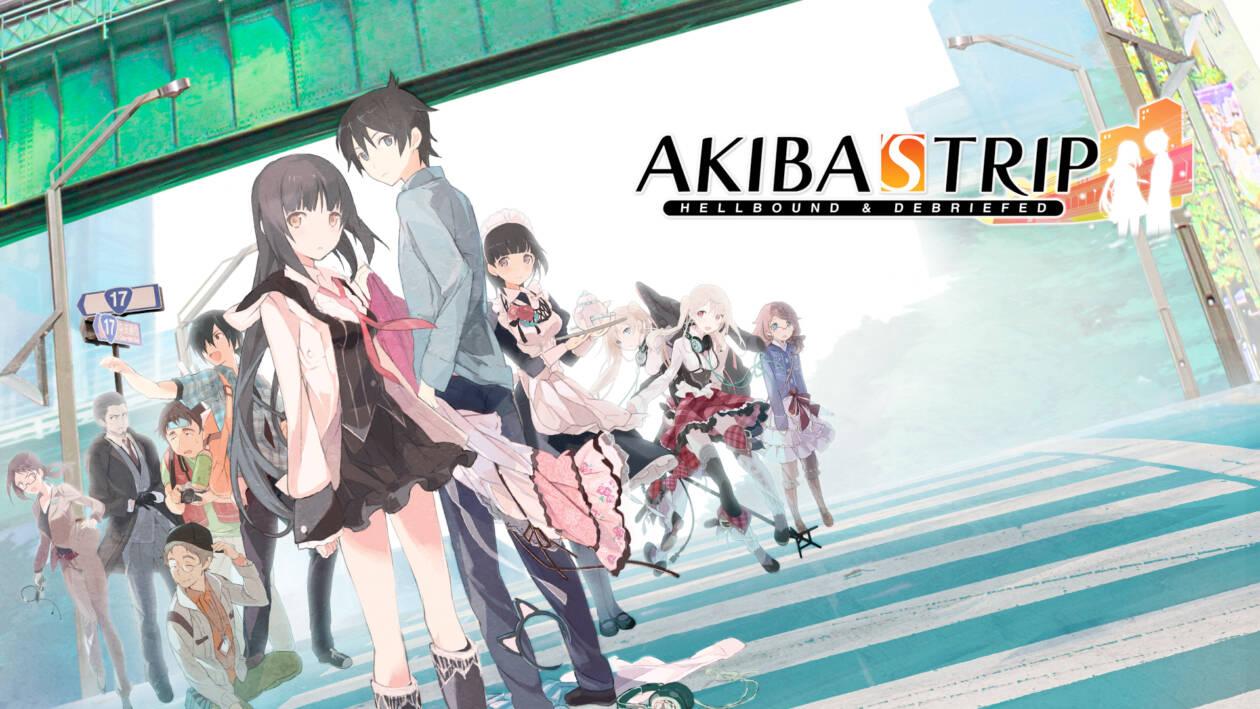Akiba's Trip Hellbound & Debriefed Recensione: vampiri e cacciatori