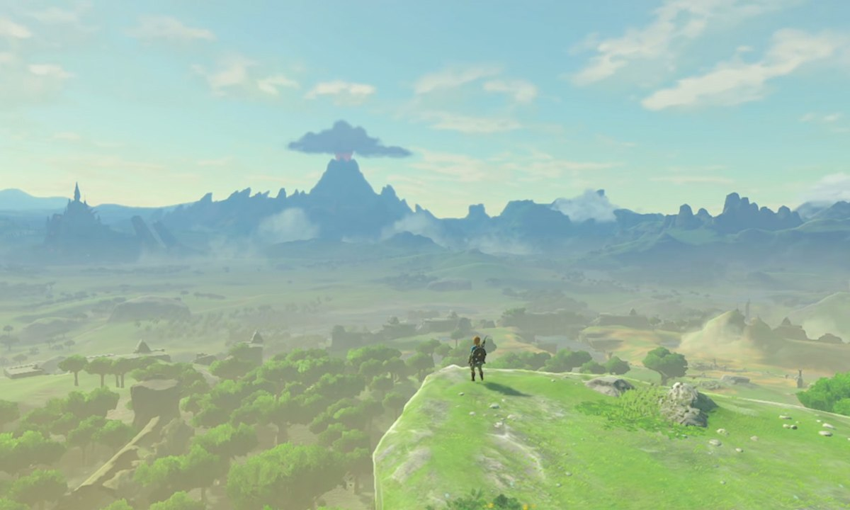 The Legenf of Zelda: Breath of the Wild