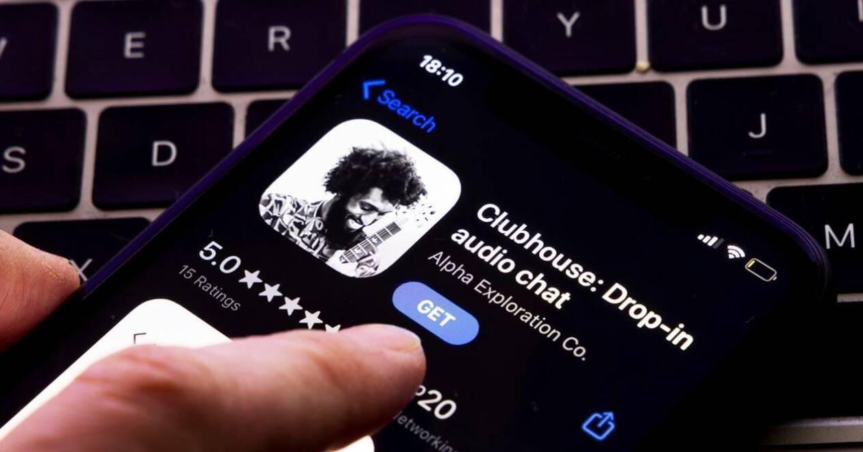 clubhouse user data,stolen
