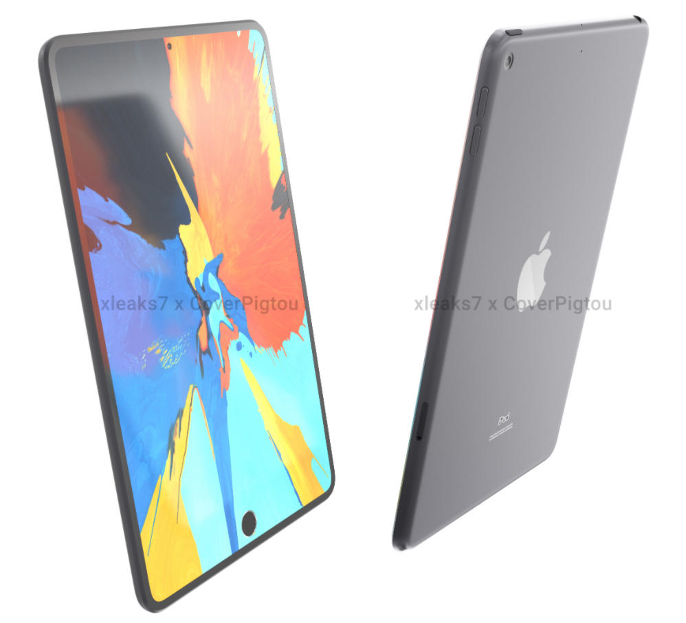 Apple prepares the iPad mini 6, with new design, USB Type-C and the SoC A15 31