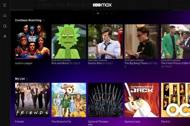 HBO Max tiba pada 26 Oktober untuk 6 negara Eropa