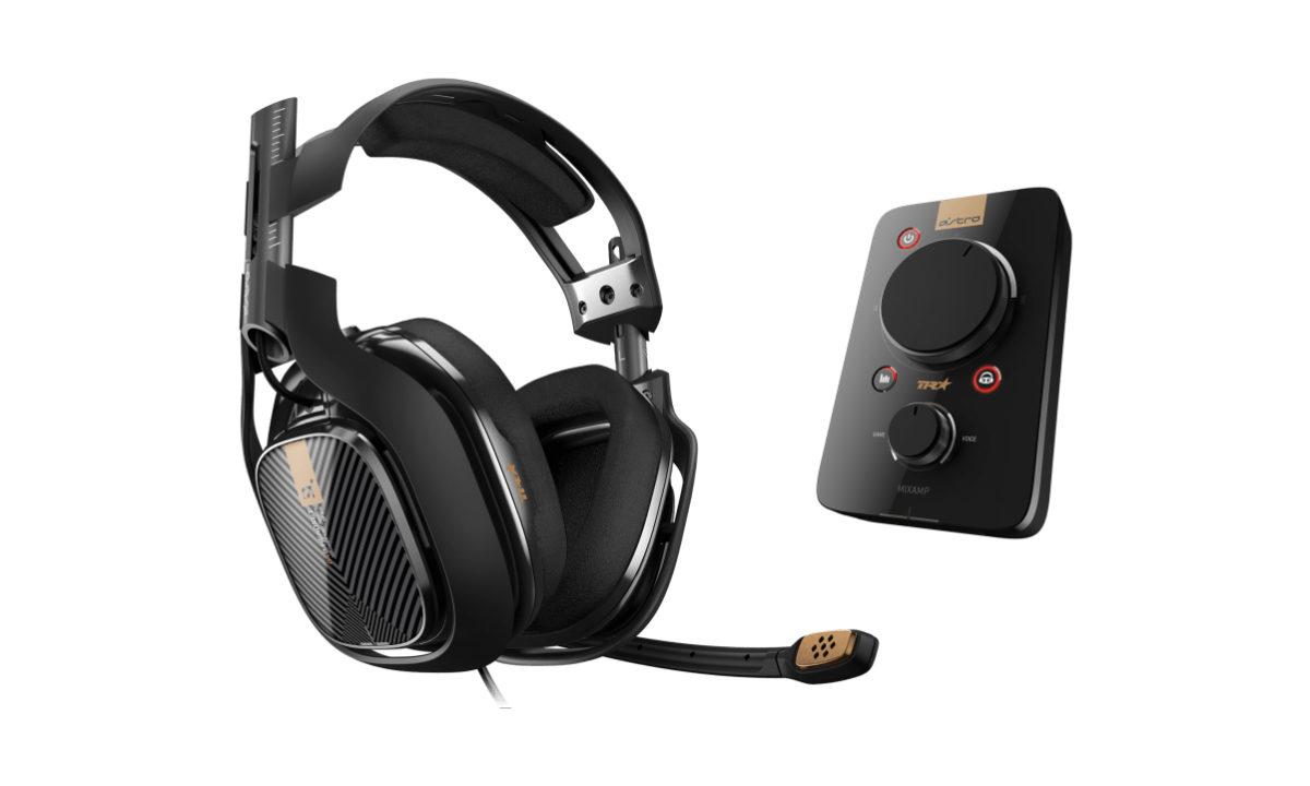 ASTRO A40 TR headphones